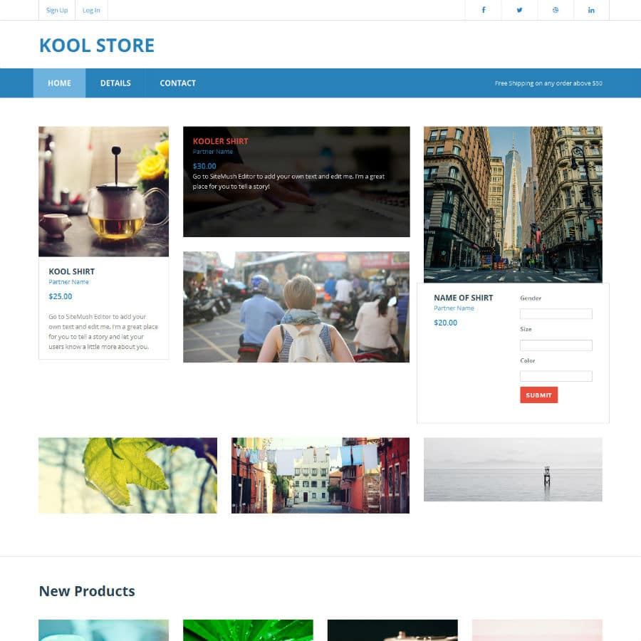 koolstore-website-image