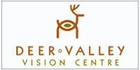 deer valley vision centre logo